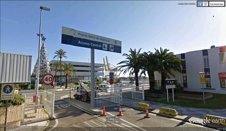 Madrid andalucia and n africa part 3 thursday 39 s child - Puerto de algeciras hoy ...