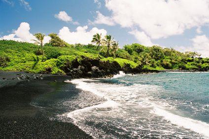 Wai'anapanapa State Park-Maui